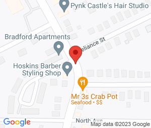 Hoskins Barbershop at Charlotte, NC 28208
