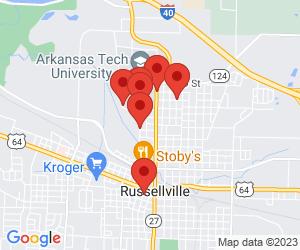 Arkansas Tech University near Russellville, AR