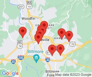 Ymca near Asheville, NC
