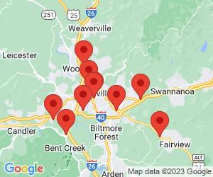Citgo near Asheville, NC