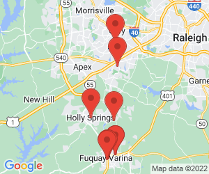 Attorneys near Holly Springs, NC