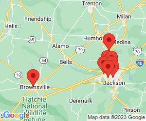 Exxon near Bells, TN