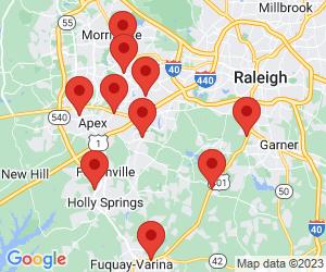 Wendy's near Holly Springs, NC