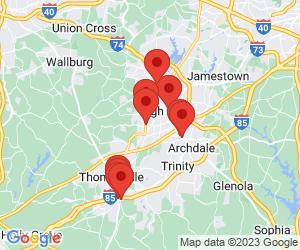 Verizon Wireless near Thomasville, NC