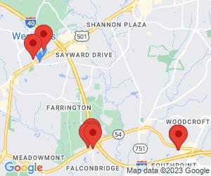 UNC Health Care near Durham, NC