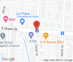 East Green Barber Shop at High Point, NC 27260