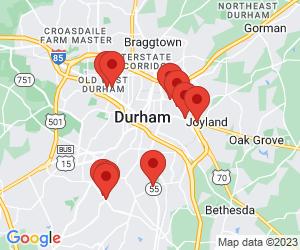 Redbox near Durham, NC