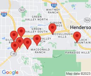 Chevron near Las Vegas, NV