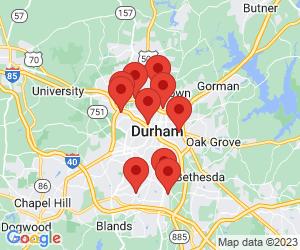 Shell near Durham, NC