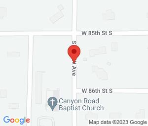 Canyon Road Baptist Church at Tulsa, OK 74131