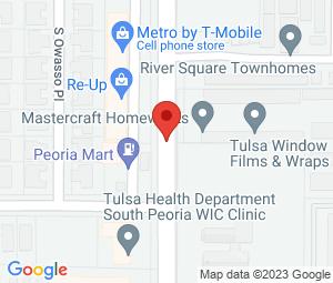 Riverside Bapt Church at Tulsa, OK 74136