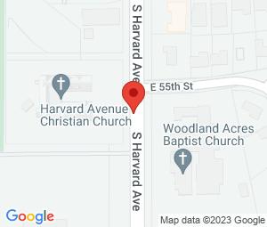 Woodland Acres Baptist Church at Tulsa, OK 74135