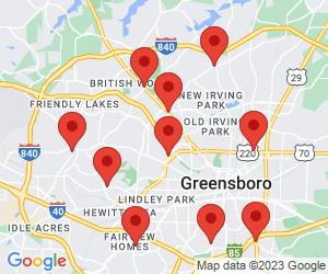 McDonald's near Greensboro, NC