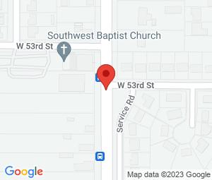 Southwest Baptist Church at Tulsa, OK 74107