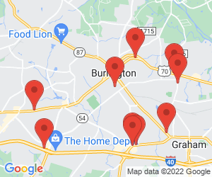 Western Union near Burlington, NC