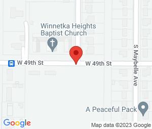 Winnetka Heights Baptist Church at Tulsa, OK 74107