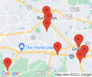 North Carolina State Government near Burlington, NC
