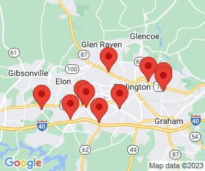 Jackson Hewitt Tax Service near Burlington, NC