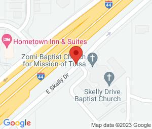 Skelly Drive Baptist Church at Tulsa, OK 74129