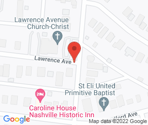 Lawrence Avenue Church of Christ at Nashville, TN 37204
