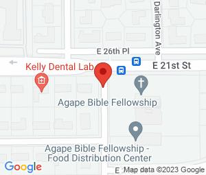 Berean Baptist Church at Tulsa, OK 74114