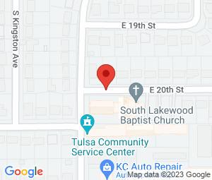 South Lakewood Baptist Church at Tulsa, OK 74112