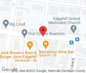 Joes Barber Shop at Nashville, TN 37212