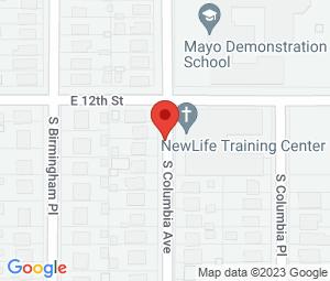 Tulsa Baptist Temple at Tulsa, OK 74104