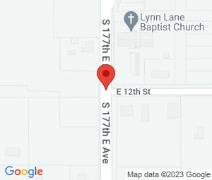 Lynn Lane Baptist Church at Tulsa, OK 74108