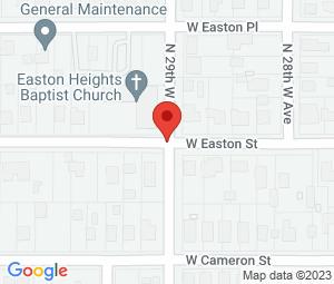 Easton Heights Baptist Church at Tulsa, OK 74127