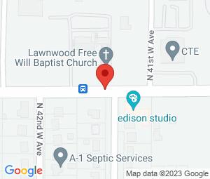 Lawnwood Free Will Baptist Chr at Tulsa, OK 74127