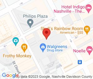 Downtown Hair Salon at Nashville, TN 37219