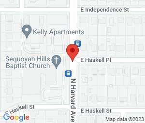 Sequoyah Hills Baptist Church at Tulsa, OK 74115