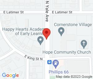 Belview Baptist Church at Tulsa, OK 74115