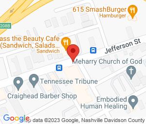 Visions Barber & Beauty Salon at Nashville, TN 37208