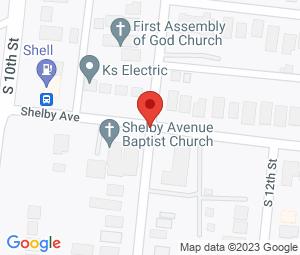 Eleventh Street Church Of Christ at Nashville, TN 37206