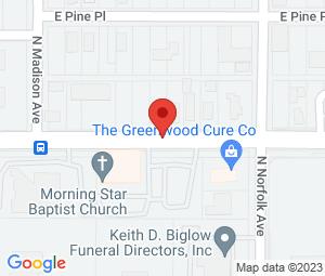 Morning Star Baptist Church at Tulsa, OK 74106