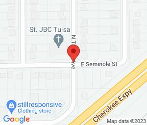 St John Baptist Church at Tulsa, OK 74106