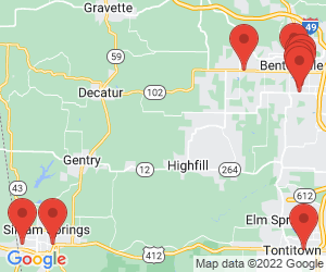 Physical Therapists near Gentry, AR