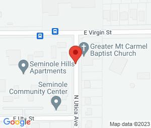 Greater Mt. Carmel Baptist Church at Tulsa, OK 74110