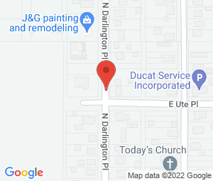 Dawson Free Will Baptist Church at Tulsa, OK 74115