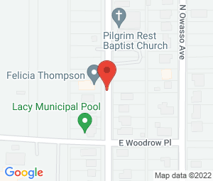 Pilgrim Rest Baptist Church at Tulsa, OK 74106