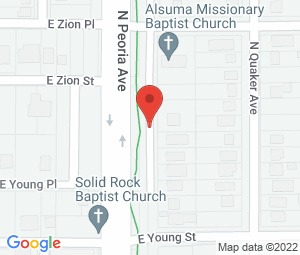 Alsuma Missionary Baptist Church at Tulsa, OK 74106