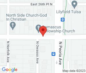 Metropolitan Baptist Church at Tulsa, OK 74106
