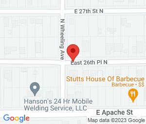 St Peter Baptist Church at Tulsa, OK 74110