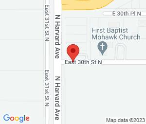 First Baptist Mohawk Church at Tulsa, OK 74115