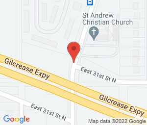 St Andrew Baptist Church at Tulsa, OK 74106