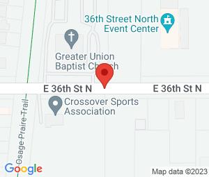 Greater Union Baptist Church at Tulsa, OK 74106