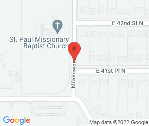 Lakeview Heights Baptist Chr at Tulsa, OK 74110