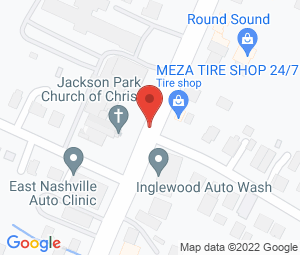 Jackson Park Church Of Christ at Nashville, TN 37216